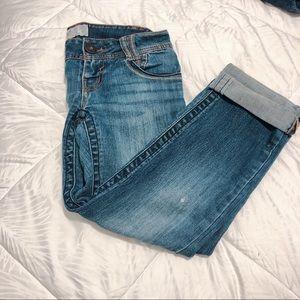 Jolt cropped jeans